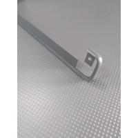 Стикова планка для стільниці LUXEFORM пряма колір RAL7012